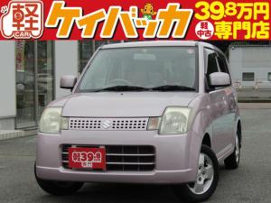 スズキ アルト Gスペシャル 4WD 5MT 純正オーディオ