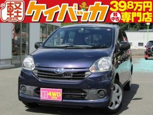 スバル プレオプラス FA スマートアシスト 4WD CDデッキ ETC