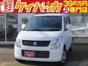 スズキ ワゴンR FX 純正CDオーディオ フル装備 ABS Wエアバッグ 装備!!