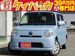 ダイハツ ミラココア ココアL 4WD 純正CDオーディオ エコアイドル ABS Wエアバッグ キーレス