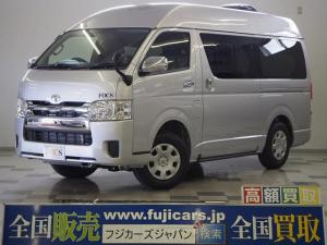 トヨタ ハイエースバン FOCS DSコンパクト 4WD 寒冷地 FFヒーター
