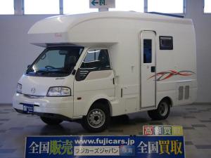 マツダ ボンゴトラック ロータスRV マンボウ ファミーユ 4WD 家庭用エアコン
