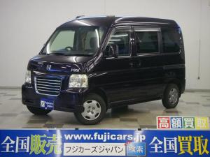 ホンダ バモスホビオ FOCS GT-2 リノタクミ 4WD