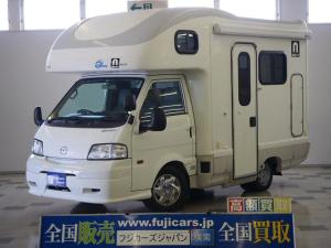 マツダ ボンゴトラック AtoZ  アミティ 4WD FFヒーター サイドオーニング