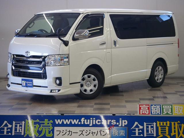 日本全国納車可能です!お気軽にお問い合わせ下さい! H26 レジアスエースV スーパーGL MRTタイプII 4WD!☆