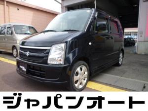 スズキ ワゴンR FX-Sリミテッド 4WD キーレス シートヒーター CD