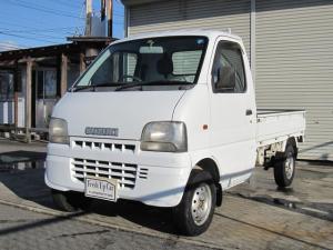 スズキ キャリイトラック KU エアコン 4WD