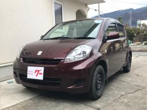 トヨタ パッソ X イロドリ AT オーディオ付 コンパクトカー