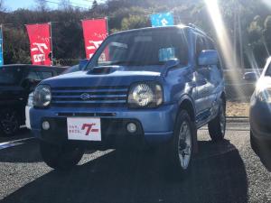 スズキ ジムニー XC 4WD オートマ オーディオ付 パワーウィンドウ