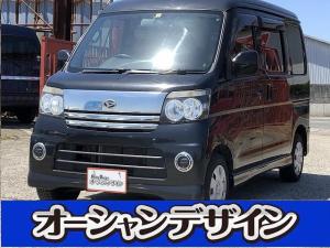 ダイハツ アトレーワゴン 4WD CD キーレス