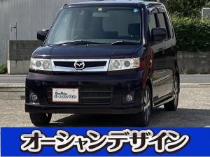 マツダ AZワゴン カスタムスタイルX CD アルミ