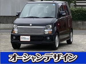 スズキ ワゴンR FT-Sリミテッド CD アルミ