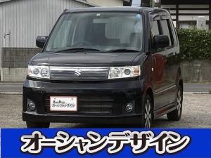 スズキ ワゴンR スティングレーX 4WD スマートキー アルミ CD HID