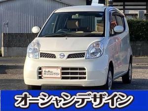 日産 モコ S FOUR キーレス CD フルフラット