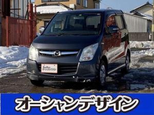 マツダ AZワゴン XSスペシャル スマートキー エアロ CD