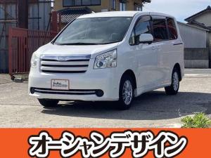 トヨタ ノア X Lセレクション スマートキー ETC アルミ CD