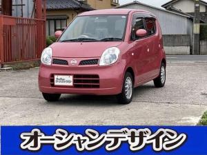日産 モコ S キーレス アルミ CD