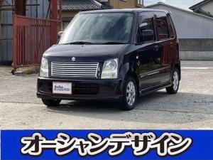 スズキ ワゴンR FT-Sリミテッド キーレス アルミ CD