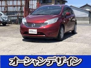 日産 ノート X DIG-S Sキー ナビ TV CD バックカメラ