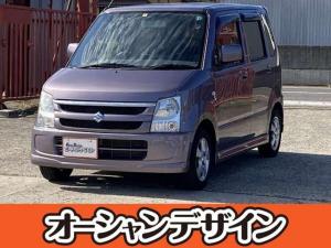 スズキ ワゴンR FX-Sリミテッド スマートキー CD