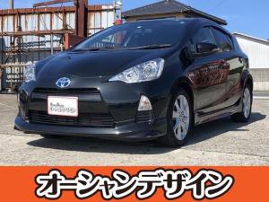 トヨタ アクア G Sキー ETC ナビTV HIDアルミ Bluetooth