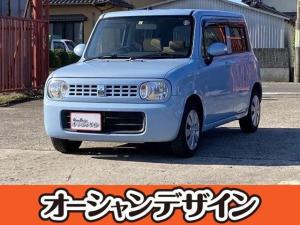 スズキ アルトラパン X 4WD Sキー ETC ナビ TV