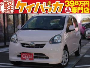 ダイハツ ミライース X CDオーディオ キーレス ABS Wエアバック