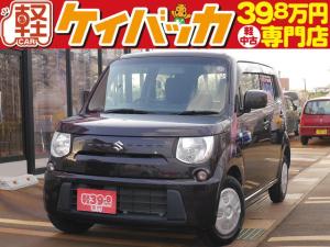 スズキ MRワゴン G 社外ナビ/フルセグTV ABS Wエアバッグ