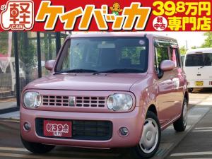 スズキ アルトラパン G CDオーディオ スマートキー アイドリングストップ ETC ABS Wエアバッグ