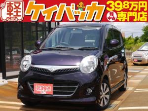 スズキ MRワゴン ウィット XS CDオーディオ 純正14インチアルミホイール スマートキー ABS Wエアバッグ