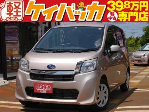 スバル ステラ L CDオーディオ アイドリングストップ キーレス ベンチシート 電格ミラー ABS Wエアバッグ