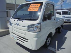ダイハツ ハイゼットトラック スタンダードSAIIIt  4WD  届出済未使用車