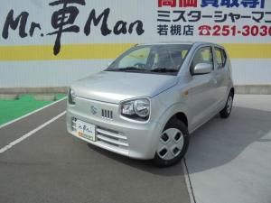 スズキ アルト L 4WD セーフティサポート車 届出済未使用車