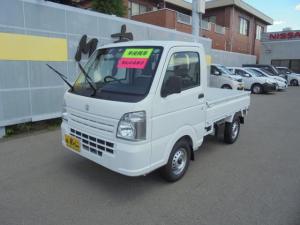 スズキ キャリイトラック KCエアコン・パワステ 4WD届出済み未使用車