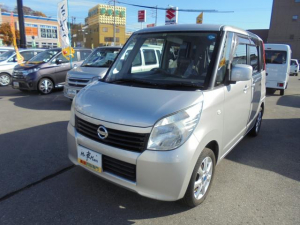 i日産 ルークス G 4WD