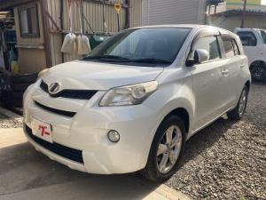 トヨタ イスト 150G 4WD ETC ナビTV キーレス付 オートエアコン アルミホイール