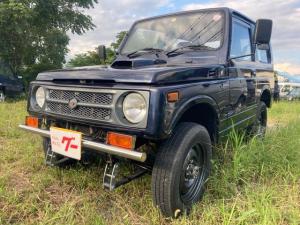 スズキ ジムニー ワイルドウインドリミテッド 4WD ターボ オートマ ETC