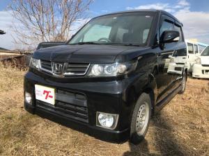 ホンダ ゼストスパーク W 2WD ナビTV スマートキー フルフラット