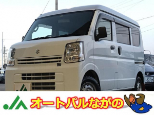 iスズキ エブリイ PA 4WD 5AGS 2nd発進モード ABS ACPS