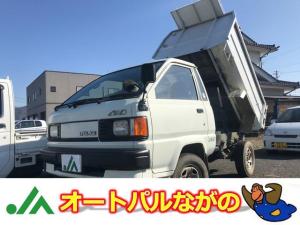 トヨタ ライトエーストラック 2.0ディーゼル 深型ダンプ 4WD 5MT パワステ観音開