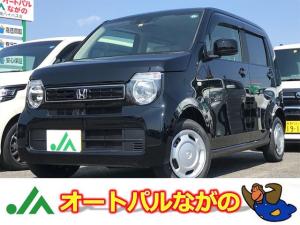 ホンダ N-WGN Lセンシング 4WD 届出済未使用車 Bカメラ Sヒーター