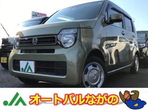 ホンダ N-WGN L センシング 4WD 届出済未使用車 Bカメラ Sヒーター
