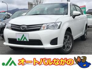 トヨタ カローラアクシオ 1.5x フルセグナビ ETC スタッドレスタイヤ付