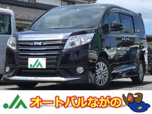 トヨタ ノア G 4WD エアロ ナビ フリップD 両電 エンスタ 7人乗