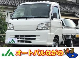 ダイハツ ハイゼットトラック エアコン・パワステ スペシャル 4WD 5MT CD