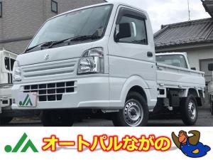 スズキ キャリイトラック KCエアコン・パワステ 4WD スズキセーフティS