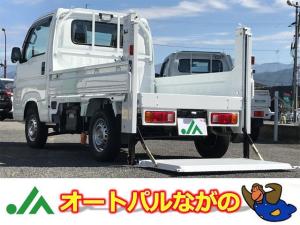 ホンダ アクティトラック  4WD 5速マニュアル 届出済未使用車 エアコン パワステ 運転席・助手席エアバック ABS