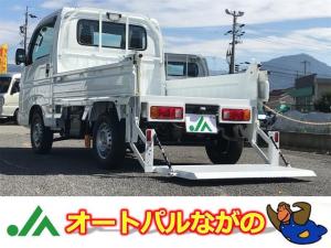 ホンダ アクティトラック  4WD 5速マニュアル 届出済未使用車 エアコン パワステ 運転席エアバック ABS