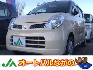 日産 モコ E FOUR 4WD CD シートヒーター スマートキー オートエアコン