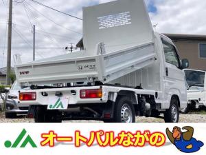 ホンダ アクティトラック  届出済み未使用車 ダンプ 大型鳥居 ATTACK 4WD 5MT UL/UR